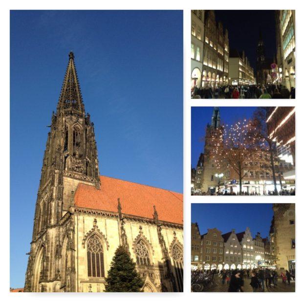 Adventssamstag in Münster